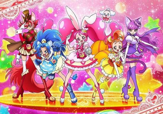 KiraKira Precure A La Anime Horor Komedi Dewasa